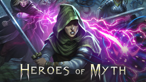 Heroes of Myth video