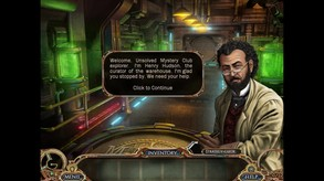 Unsolved Mystery Club: Ancient Astronauts (Collector´s Edition) video