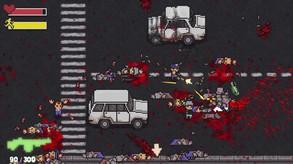 Post Soviet Zombies video