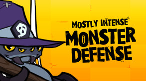 Mostly Intense Monster Defense video