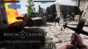 Reign of Guilds video