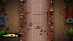 Rude Racers: 2D Combat Racing video