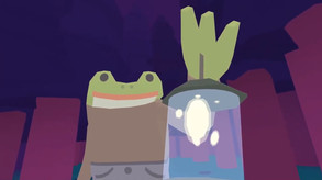 Frog Detective 2: The Case of the Invisible Wizard video
