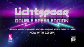 Lichtspeer: Double Speer Edition video