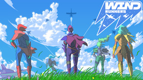 Wind Runners video
