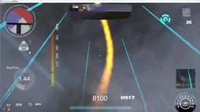 Hurricane chase(飓风追击) video