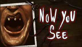 Now You See - A Hand Painted Horror Adventure video