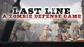 Last Line VR: A Zombie Defense Game video