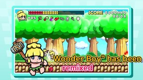 Wonder Boy Returns Remix video