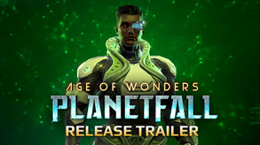 Age of Wonders: Planetfall - Release Trailer