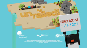 Unrailed! video