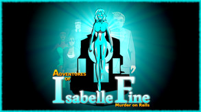 Adventures of Isabelle Fine: Murder on Rails video