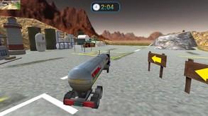 Transporter Truck Simulator video