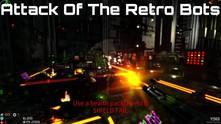 Attack Of The Retro Bots video