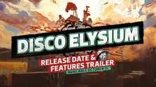 Disco Elysium video