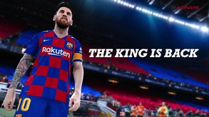 eFootball  PES 2020 Launch Trailer
