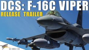 DCS: F-16C Viper (DLC) video