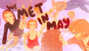 We Met in May video