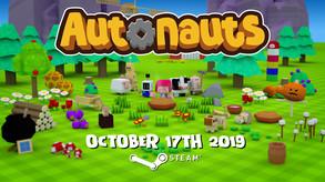 Autonauts Release Date Reveal Trailer