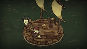 Don't Starve Together- Return Of Them: Salty Dog
