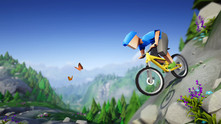 Lonely Mountains: Downhill video