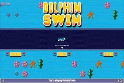 Dolphin Swim video