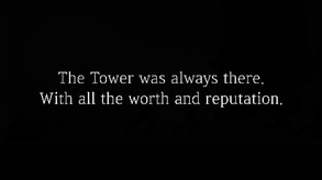 The Tower of Worth video
