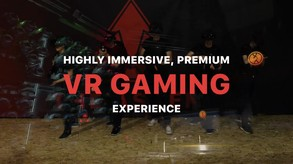 Ascent Free-Roaming VR Experience