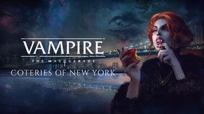 Vampire: The Masquerade - Coteries of New York video