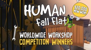 Human: Fall Flat - Workshop Competition Winners