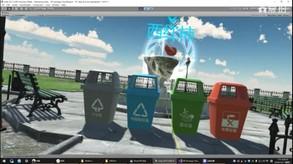 VR垃圾分类益智