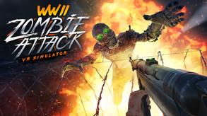 World War 2 Zombie Attack VR Simulator