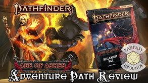 Fantasy Grounds - Pathfinder 2 RPG - Age of Ashes AP 1: Hellknight Hill (PFRPG2) (DLC) video