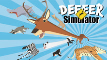 DEEEER Simulator: Your Average Everyday Deer Game video