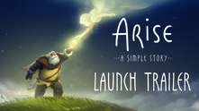 Arise: A Simple Story video