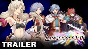 Langrisser I & II video