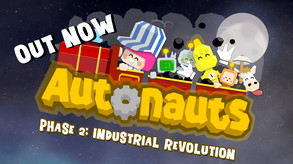 Autonauts Phase Two: The Industrial Revolution