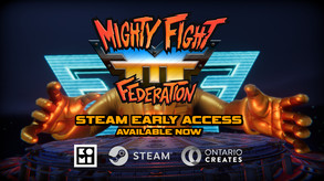 Mighty Fight Federation video