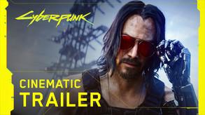 NEW DATE Cyberpunk 2077 E3 2019 PEGI