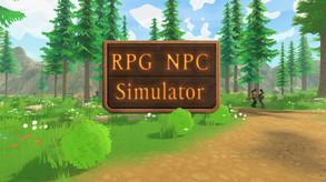 RPG NPC Simulator VR