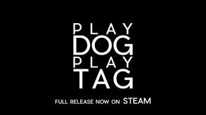 PLAY DOG PLAY TAG video
