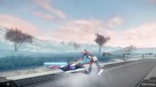 Racing Glider video