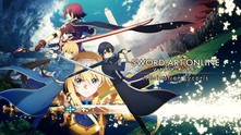 SWORD ART ONLINE Alicization Lycoris video