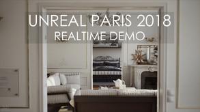 Unreal Paris 2020