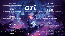 Ori and the Will of the Wisps video