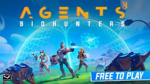 Agents: Biohunters video