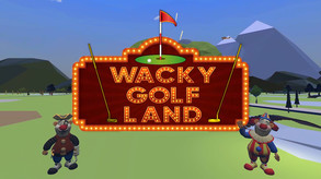 Wacky Golf Land