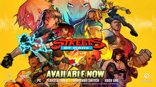 Streets of Rage 4 video