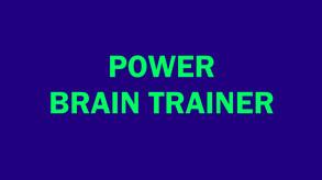 Power Brain Trainer video