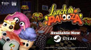 Lunch A Palooza video